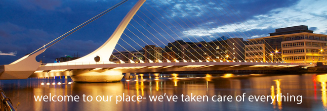 weve taken care of everything